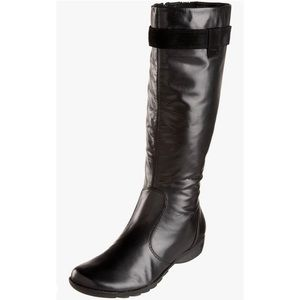Kenneth Cole Reaction Fierce Ace Leather Boots 7.5